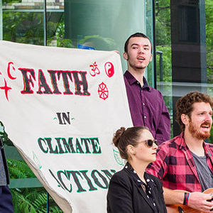 Catholics arrested at coal protest call on Church to recognise climate impact