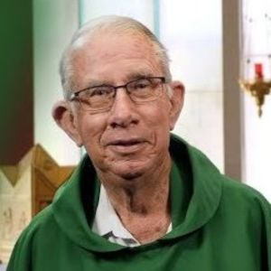 Twenty-First Sunday in Ordinary Time - Two-Minute Homily: Fr Leo Burke