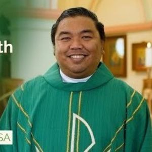 Twenty-Fourth Sunday in Ordinary Time - Two-Minute Homily: Fr Francis Belcina OSA