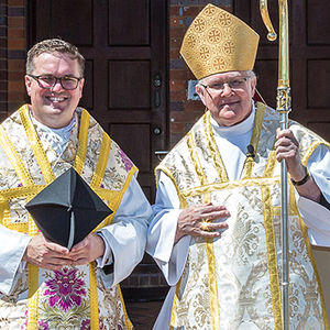 First man ordained to priesthood for Brisbane Oratory