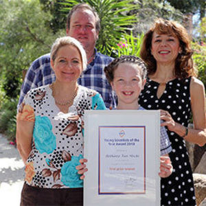 Bethany crowned Young Scientist of the Year