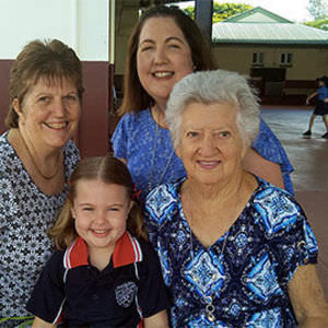 Four generations can't be wrong about St Joseph's, Childers