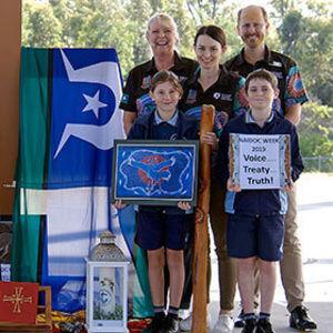 NAIDOC Week celebrated at Mother Teresa School