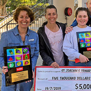 Awesome artwork wins Coles bag competition