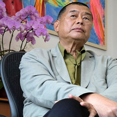 Jimmy Lai, Hong Kong Catholic media tycoon, sent to prison