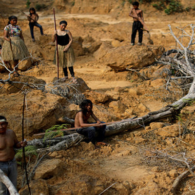 Amazon bishops say bill threatens Brazil's Indigenous peoples, forest