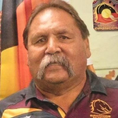 Respected Cherbourg community elder Uncle Bevan Costello farewelled