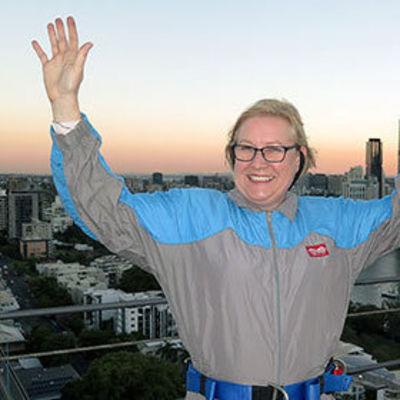 Climbing new heights to raise diabetes awareness
